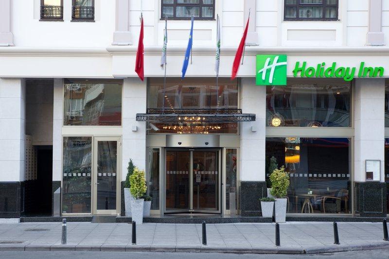 Capodanno ad Istanbul - Hotel Holiday Inn Sisli volo da Napoli - Istanbul