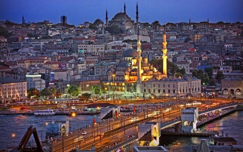 Capodanno ad Istanbul - Hotel The Marmara Sisli volo da Napoli - Istanbul
