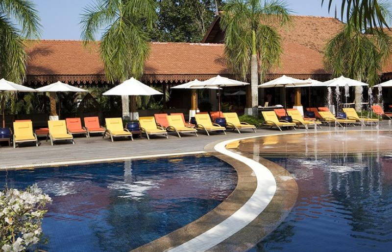 ClubMed Malesia Cherating Beach