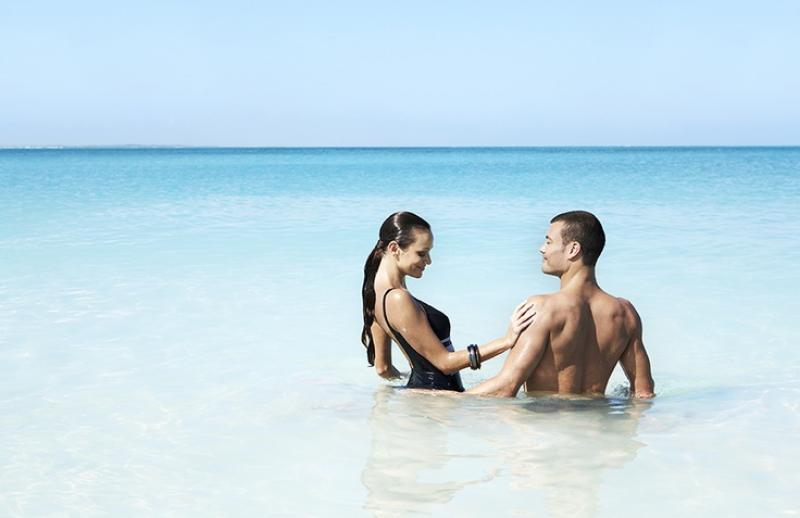 COMBINATI Miami + Club Med Turks E Caicos Turquoise