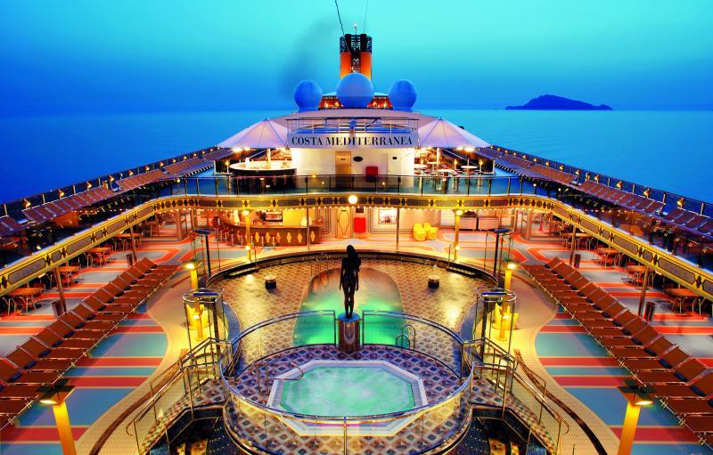 Costa Mediterranea Partenza da Bari 28 Novembre 4 Notti - Cabina Interna Classic