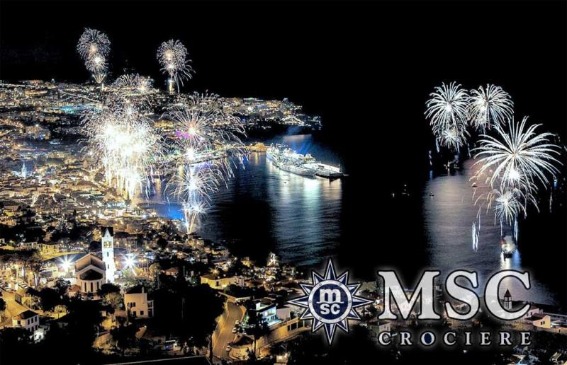 Capodanno a Dubai MSC Orchestra 7 Notti 27 Dicembre - Cabina Interna cat Bella - Msc