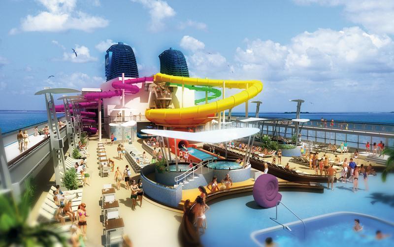 Promo Fly & Cruise Norwegian Epic 3 Notti Con Volo Partenza Da Barcellona Il 25 Ottobre