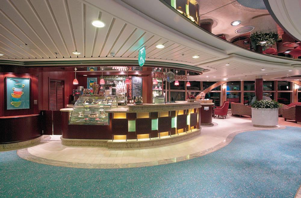 Crociera Estate 2018 Jewel of The Seas 7 Notti Partenza 26 Agosto Camera TPL/QPL