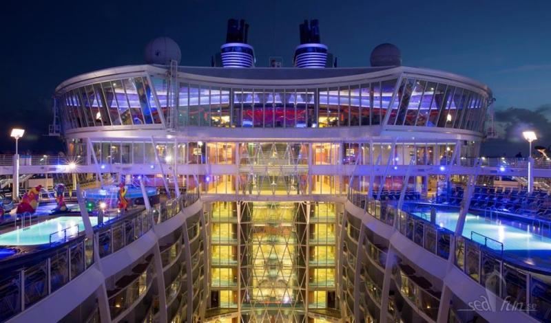 Harmony Of The Seas Partenza 1 Settembre 7 Notti Cabina Interna