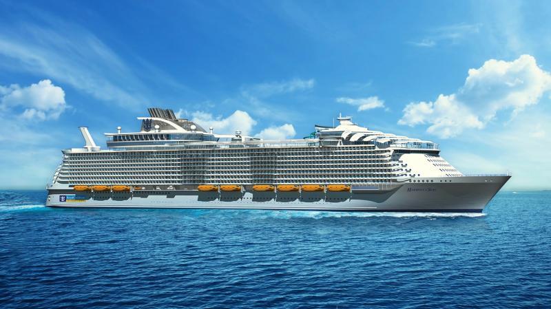 Harmony Of The Seas…