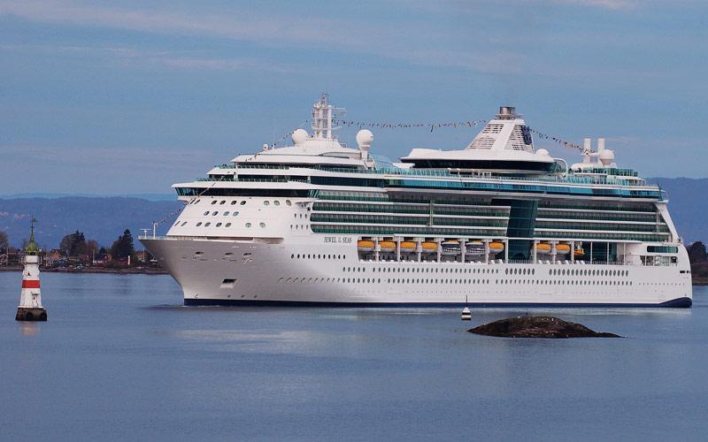 Jewel Of The Seas da Civitavecchia 7 Notti Partenza 9 Luglio Cabina Esterna DBL