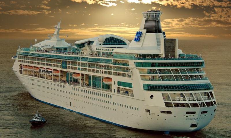 Royal Caribbean Rhapsody of The Sea 7 Notti Partenza Venezia 29 Luglio Cabina Esterna - Rhapsody of the sea