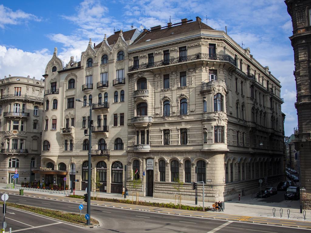 Capodanno a Budapest 3 Notti Partenza 30 Dicembre Volo da Roma City Hotel Matyas