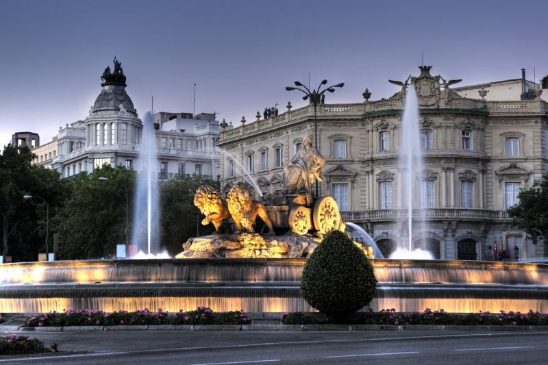 Capodanno a Madrid 3 Notti Partenza 30 Dicembre Volo da Roma Hotel Gran Legazpi
