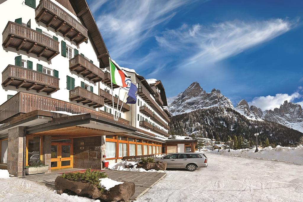 Hotel Majestic Dolomiti 4 Notti dal 26 Dicembre Camera Standard