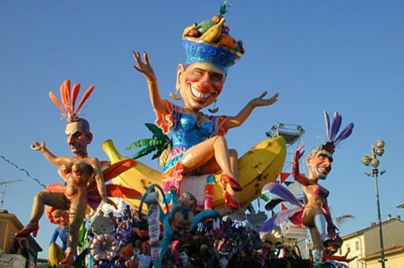 Carnevale di Viareggio 21 Febbraio - Viareggio