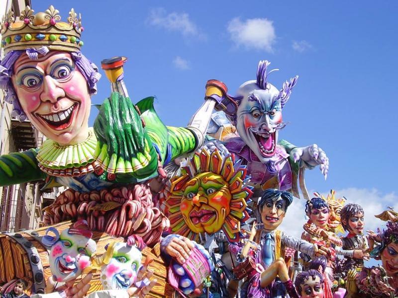 Viaggi in Bus Carnevale Sicilia