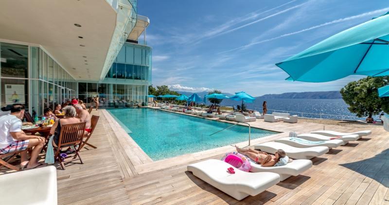 Club Valtur Croazia Novi Spa  Resort Partenza 11 Giugno Camera Hotel View - Novi