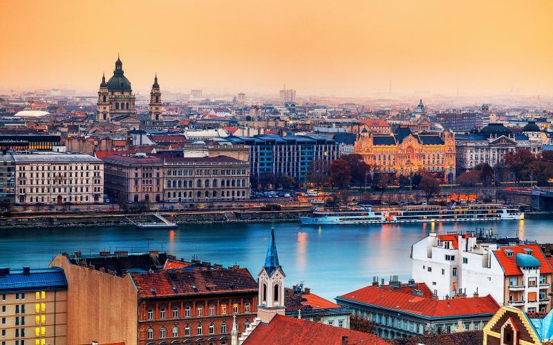 Budapest Regina del Danubio 3 notti partenza 30 dicembre volo da Napoli - Europa