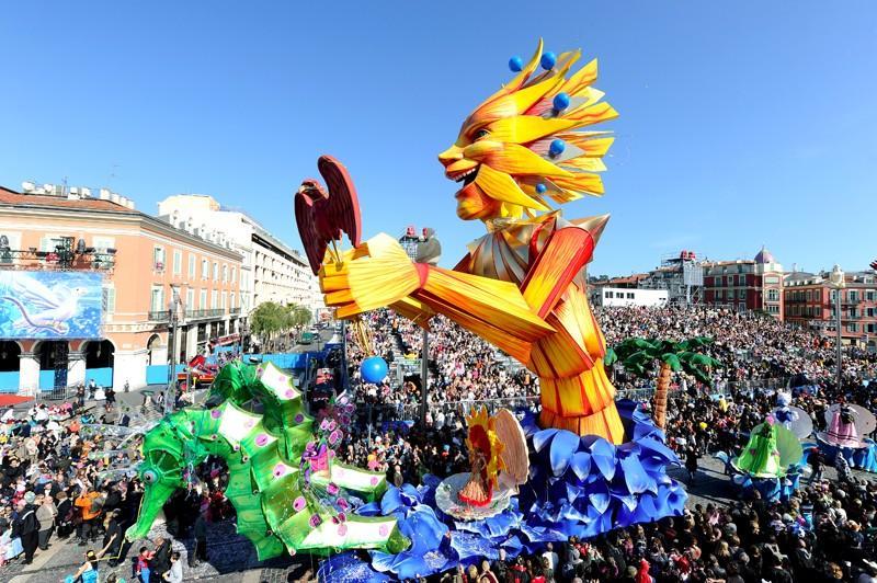 Carnevale di Nizza - 3 Giorni in Bus - Nizza