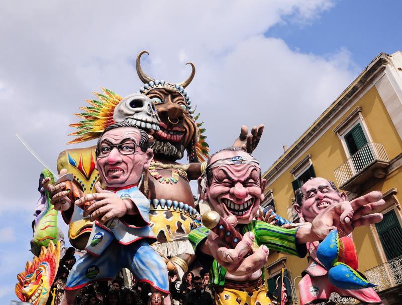 Carnevale di Putignano 14 Febbraio
