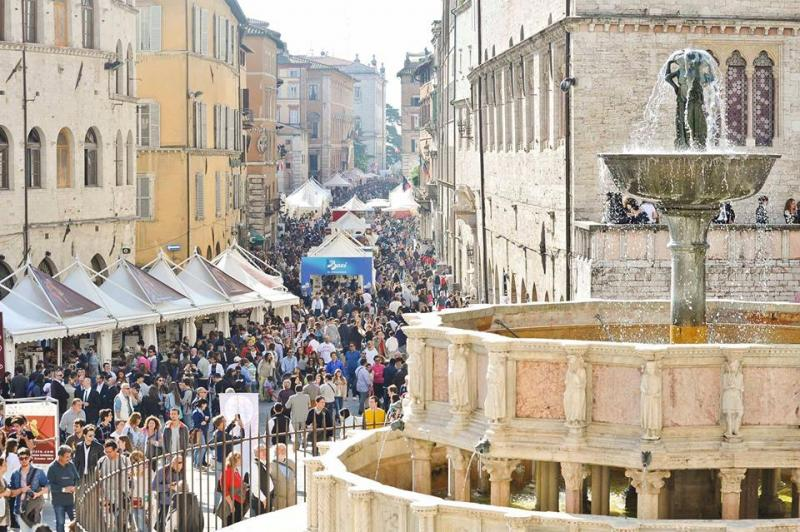 Gita In Bus Eurochocolate Perugia Partenza 15 Ottobre