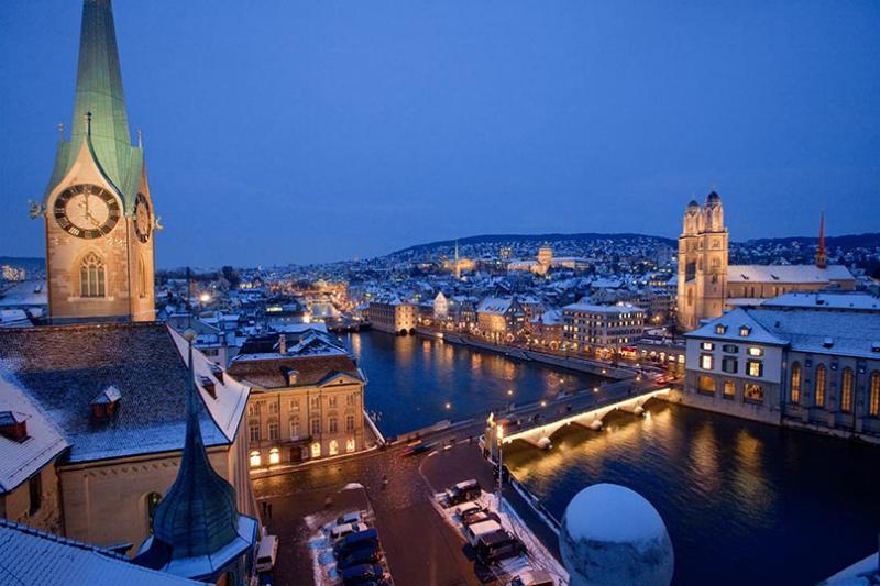 Gita In Bus Mercatini Di Natale In Svizzera 5 Giorni Partenza 7 Dicembre