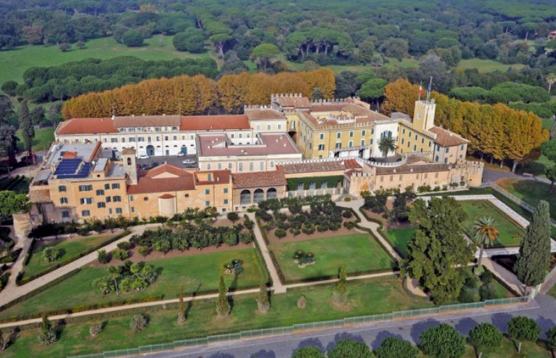 Visita Al Castelporziano Partenza 20 Novembre