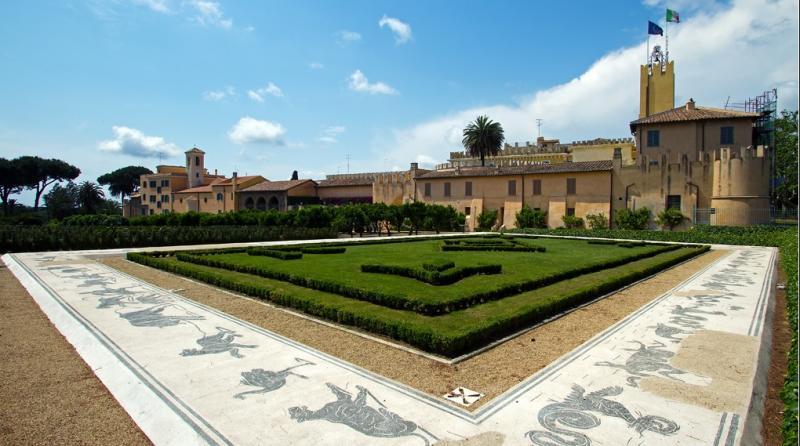Visita Al Castelporziano Partenza 26 Novembre