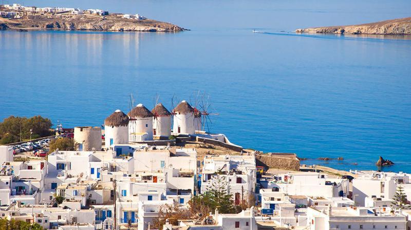 Grecia Mykonos 8gg dal 17 Agosto in Appartamento Base4 - Mykonos