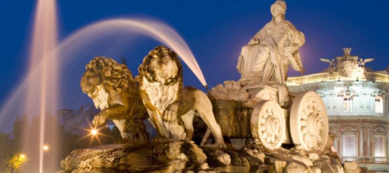 Immacolata a Madrid - Hotel Intercontinental Madrid volo da Napoli - Madrid