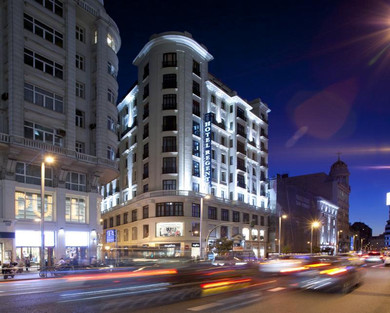 Immacolata a Madrid - Hotel Regente volo da Napoli - Madrid