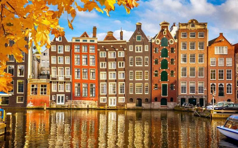 Ponte Immacolata ad Amsterdam dal 8 Dicembre 3 Notti Hotel Artemis