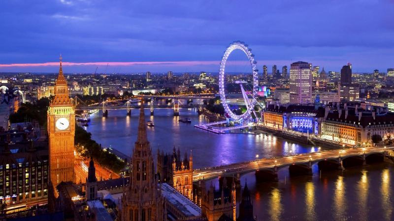 Ponte Immacolata A Londra…