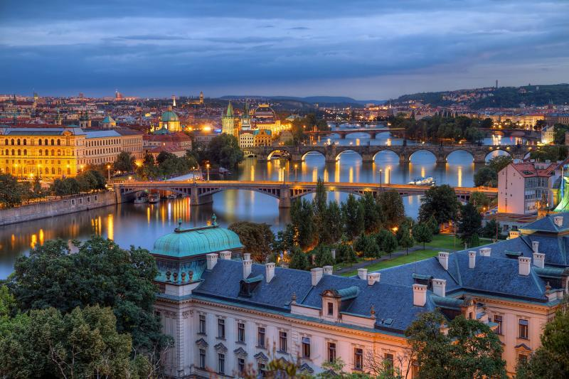 Ponte Immacolata A Praga…