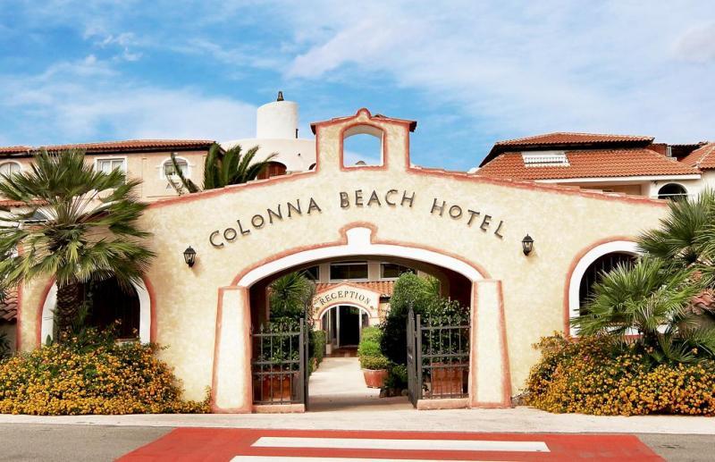Club Valtur Colonna Beach 4*