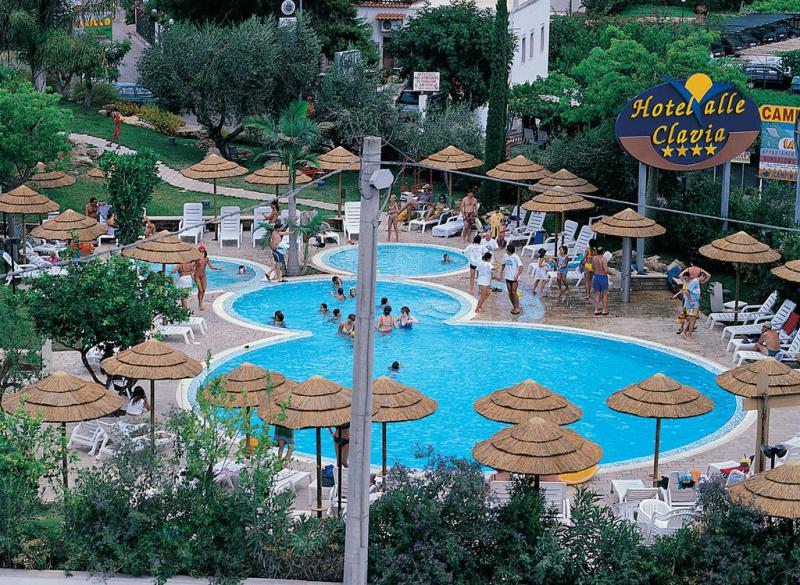 Park Hotel Valle Clavia 4*