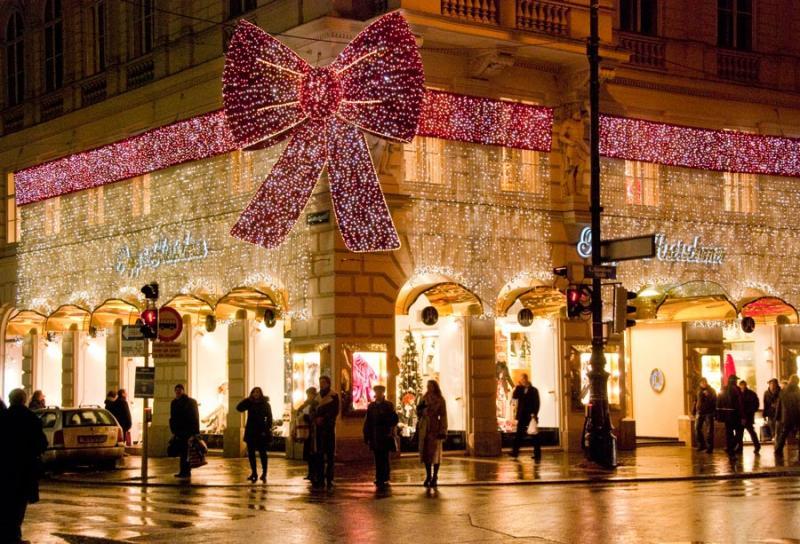 Gita In Bus Mercatini Di Natale Vienna 5 Giorni Partenza 7 Dicembre