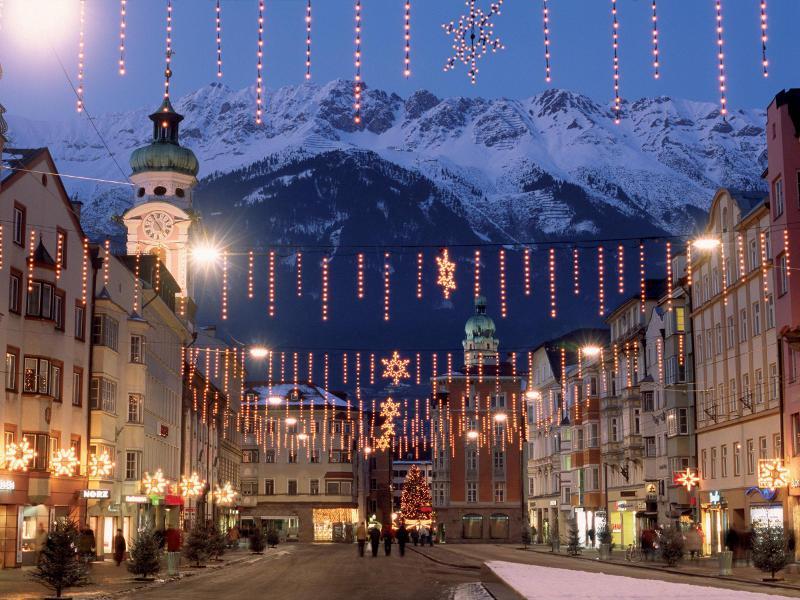 Mercatini Di Natale Germania E Austria Dal 7 Al 10 Dicembre