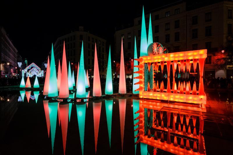 Mercatini Di Natale Lione Festa Delle Luci Dal 7 Al 11 Dicembre