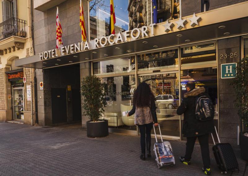 Ponte Ognissanti A Barcellona Dal 28 Ottobre 4 Notti Hotel Evenia Rocafort
