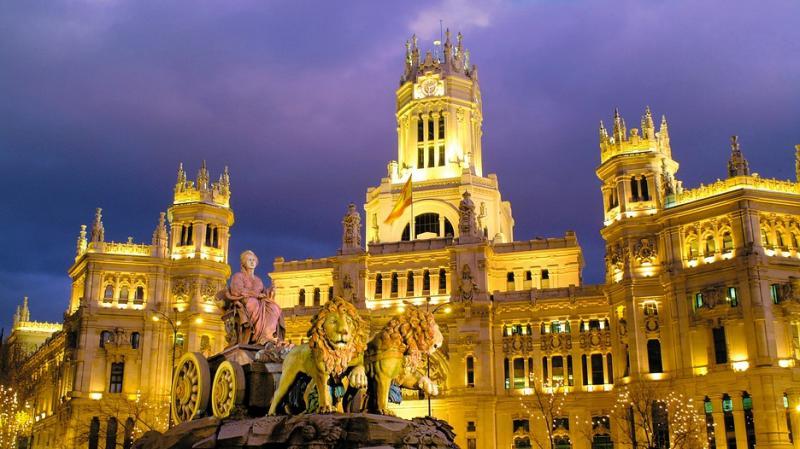 Pasqua a Madrid - Hotel Espahotel - Madrid