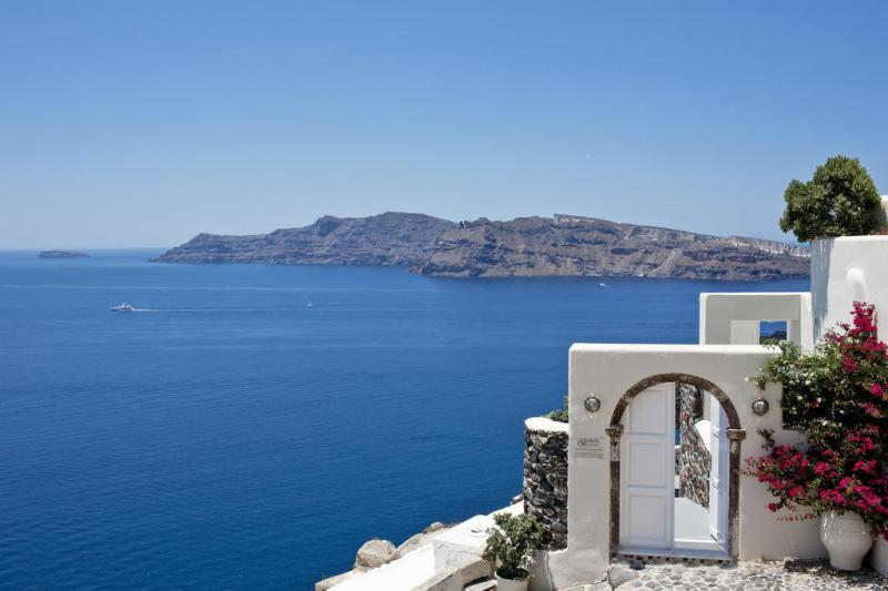 Canaves Oia Suites & Spa 4 Notti Junior Suite Plunge Pool Partenze Luglio
