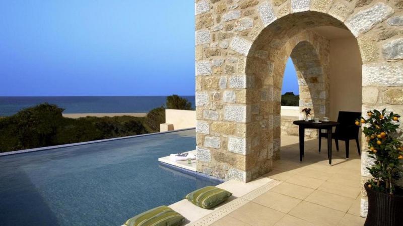 Costa Navarino 4 Notti Infinity Room Garden View con Piscina Partenze Maggio