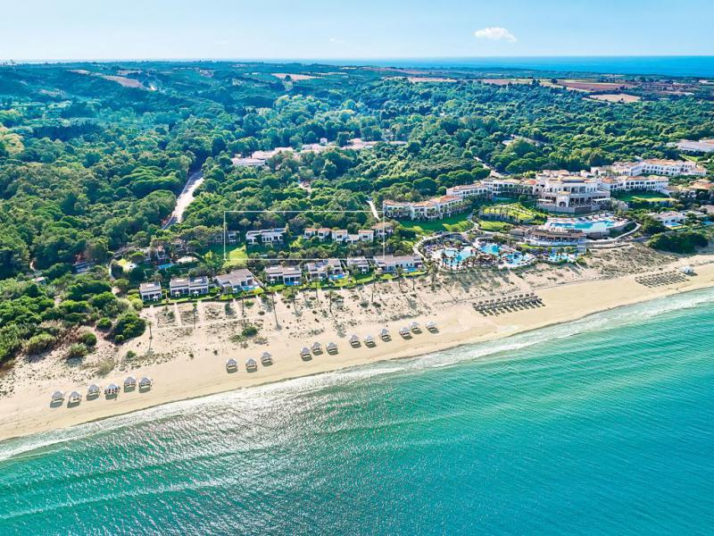 Grecotel Olympia Riviera Luxury Guestroom Partenze Agosto - Grecia