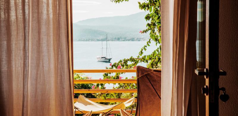 Macakizi Hotel Bodrum 4 Notti Camera Upper Deck Garden View Partenze Maggio
