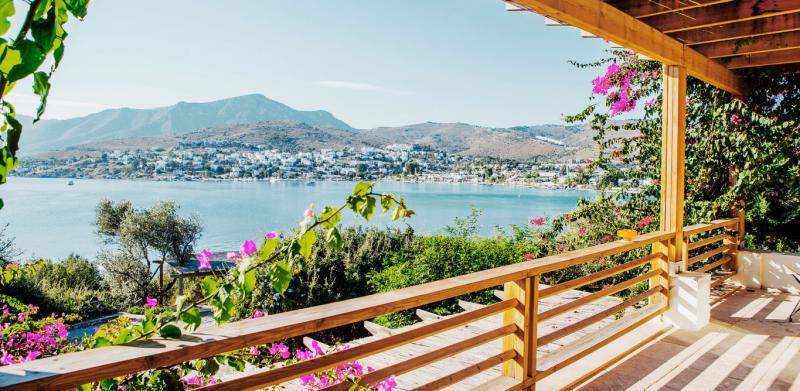 Macakizi Hotel Bodrum 4 Notti Camera Upper Deck Sea View Partenze Luglio