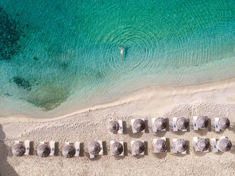 Mykonos Blu 4 Notti Island Bungalow Side Sea View Partenze Maggio - Grecia