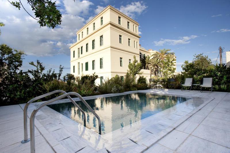 Poseidonion Grand Hotel Deluxe Room Garden View Partenze Luglio