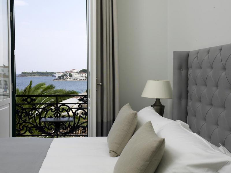 Poseidonion Grand Hotel Deluxe Room Garden View Partenze Agosto
