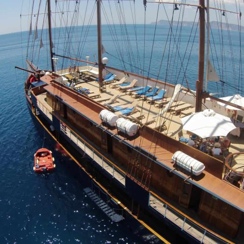 Variety Cruises M/S Galileo Sistemazione Lower Deck 7 Notti