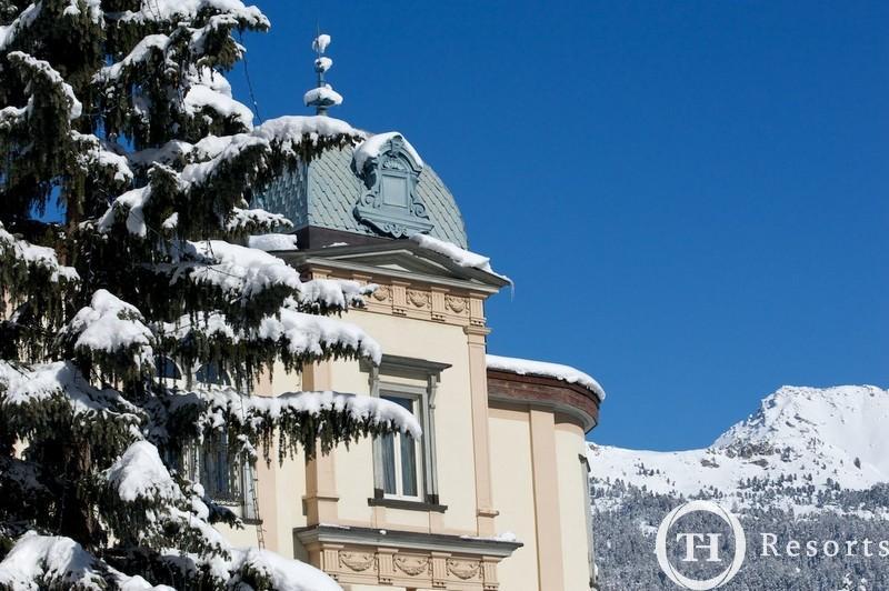 TH Resort Neve Hotel Reine Victoria 4 notti da 2 Gennaio - Suite - Resort neve