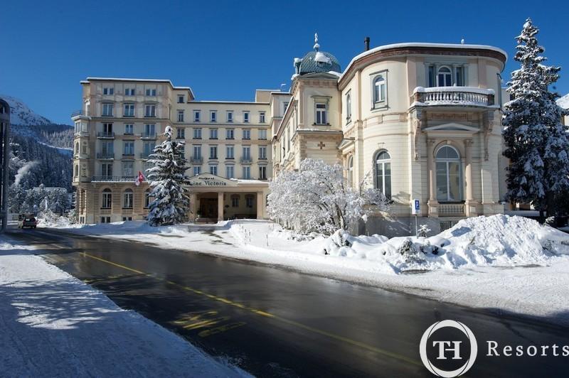 TH Resort Neve Hotel Reine Victoria 5 notti da 6 Gennaio - Camera Standard - Svizzera