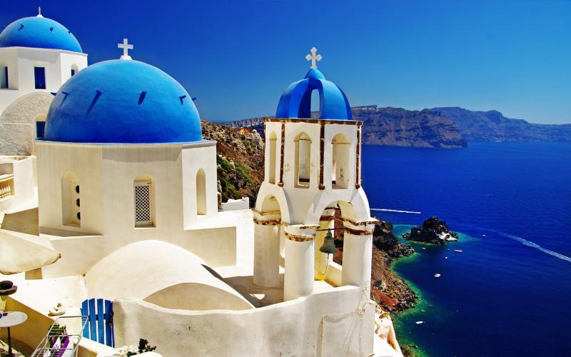 SOLO VOLO Grecia Santorini Partenza 6 Agosto